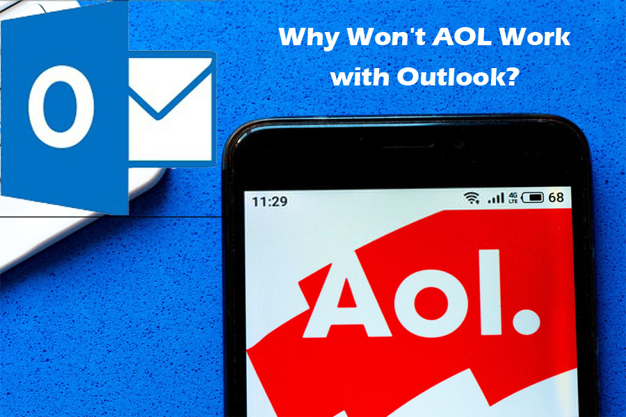 AOL Not Working With Outlook