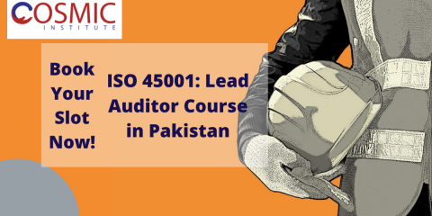 ISO 45001 Course in Pakistan